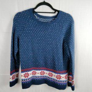 Vineyard Vines Lambswool Sweater Knit Crewneck